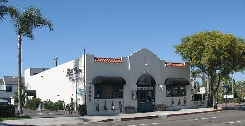 Dana Point Store
