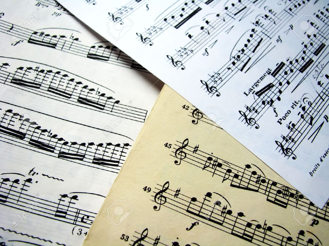 sell your sheet music